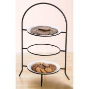 Creative Home Iron Works 3 Tier Dinner Plate Rack