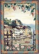 Manual Woodworkers & Weavers Portofino Tapestry