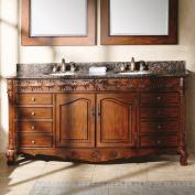 James Martin Furniture Tanya 72'' Double Bathroom Vanity