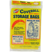 Warp Brothers CB-36 5 Count 36 in. X 60 in. Regular Size Banana Bags Storage Bags