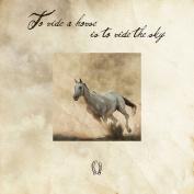 White Horses I, Set of 2