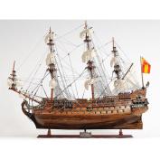 Old Modern Handicrafts Medium San Felipe Ship