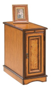 Butler Specialty 1476101 Chairside Chest - Olive Ash Burl Finish