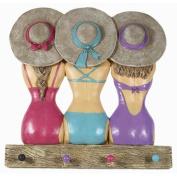 RAM Gameroom Products Bikini Ladies Coat Rack