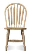 International Concepts Windsor Arrowback Chair - 1 Chair