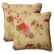 Pillow Perfect Risa Corded Throw Pillow