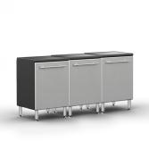 Ulti-MATE PRO GA-023KPC 1-Door Base Cabinet Package