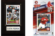 C & I Collectables 11REDSOXFP MLB Boston Red Sox Fan Pack