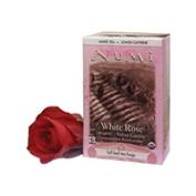 Numi Tea Organic Teas White Rose 16 tea bags White Teas 221617