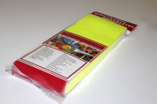 Medtech Wristbands T030010033P0500 500 Supertek .190cm . Solid Yellow Glow