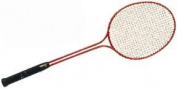 Olympia Sports RA114P Twin Shaft Steel Badminton Racquet