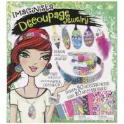 Imaginista Decoupage Jewelry