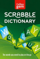 Collins Gem Scrabble Dictionary