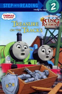 Treasure on the Tracks (Step Into Reading: A Step 2 Book)