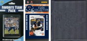 C & I Collectables 2010BEARSTSC NFL Chicago Bears Licenced 2010 Score Team Set and Favourite Player Trading Card Pack Plus Storage Album