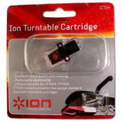 ION ION-ICT04 Turntable Cartridge Replacement