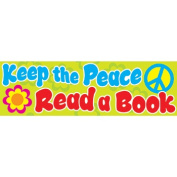 KEEP THE PEACE BOOKMARKS