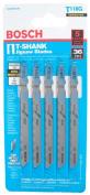 Bosch-rotozip-skil T-Shank Metal Jig Saw Blades 7.6cm . T118G