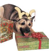 Rubie's Fancy Dress - Reindeer Headband - Dog Costume