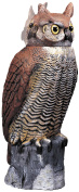 Dalen Products Owl with Rotating Head Pest Detterent