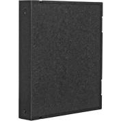 Vue All V200 Archival Safe-T Binder with Rings - Black