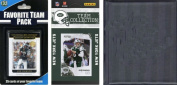 C & I Collectables 2010JETSTSC NFL New York Jets Licenced 2010 Score Team Set and Favourite Player Trading Card Pack Plus Storage Album