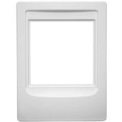 Nutone Indoor Remote Station Retrofit Frame-White