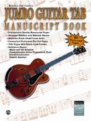 Alfred 00-EL9930 21st Century Jumbo Guitar TAB Manuscript Book - Music Book