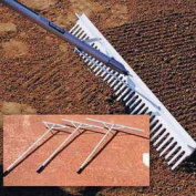 Ssg - Bsn 1196252 Aluminum Maintenance Rake - 48in. Field Maintenance Rakes