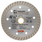 Mk Diamond 4-.127cm . Contractor Diamond Blade 167021