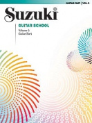 Alfred 00-0398 Suzuki Guitar School Guitar Part- Volume 5 - Music Book
