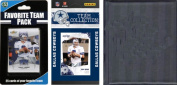 C & I Collectables 2010COWBOYSTSC NFL Dallas Cowboys Licenced 2010 Score Team Set and Favourite Player Trading Card Pack Plus Storage Album