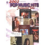 Alfred 00-IFM0234 2002 Pop Music Hits- Instrumental Solos - Music Book