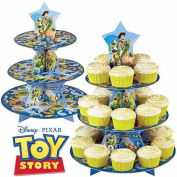 WILTON 192446 Toy Story Cupcake Stand