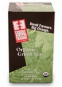 Equal Exchange 53266-3pack Equal Exchange Green Tea - 3x20 bag