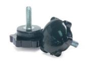 Roadpro RPKN-5P Knob 5mm Plastic Head Knobs