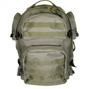 Ncstar Cbg2911 Ncstar Tactical Back Pack Green