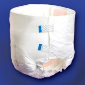 Principle Business Enterprises 2183 Tranquilly All-Through-The-Night Disposable Briefs