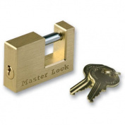 Master Lock 470-1480DAT Barbell Style Recv Lockstainless Steel