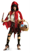 Costumes For All Occasions Ru88031Lg Lil Dead Riding Hood Large
