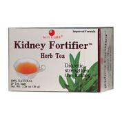 Health King Medicinal Teas 0417873 Kidney Fortifier Herb Tea - 20 Tea Bags