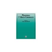 Alfred 00-EL03861 7 Bach Chorales - Music Book
