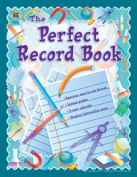 FRANK SCHAFFER PUBLICATIONS IF-473 RECORD BOOK THE PERFECT GR. K AND UP 8 X 11