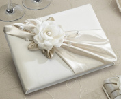 Lillian Rose GB470 T Taupe Rose Guest Book