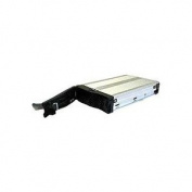 Cremax - ICY DOCK MB123SRCK-1B Accessory for MB123SK-1B Hot-Swap Hard Drive Tray Aluminum 3.5in. SATA3 Mobile Rack Black