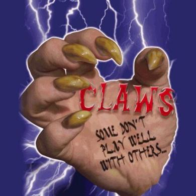 Billy Bob Teeth Inc. 10879 Claw Nails Adult