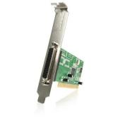 StarTech.com 1 Port PCI Dual Voltage Parallel Adapter Card PCI1PECPDV