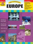 Evan-Moor EMC3735 7 Continents Europe