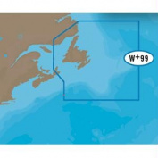 C-MAP NT+ NA-C204 - Newfoundland & Grand Banks - C-Card
