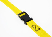 Usa Products Pro-grip 2.74m X 2.5cm . Lashing Strap With Side Release Buckle 502580